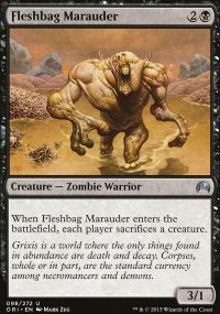 Fleshbag Marauder - Magic Origins