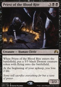 Priest of the Blood Rite - Magic Origins