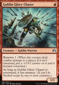 Goblin Glory Chaser - Magic Origins