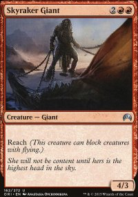 Skyraker Giant - Magic Origins