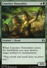 Conclave Naturalists - Magic Origins
