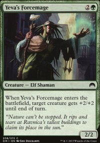 Yeva's Forcemage - Magic Origins