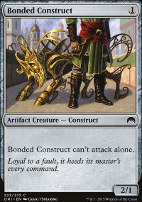 Bonded Construct - Magic Origins