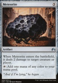 Meteorite - Magic Origins