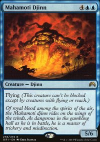 Mahamoti Djinn - Magic Origins