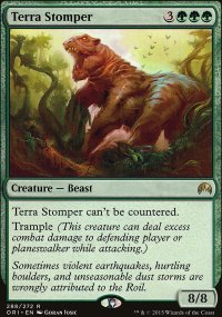 Terra Stomper - Magic Origins
