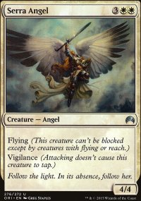 Serra Angel - Magic Origins
