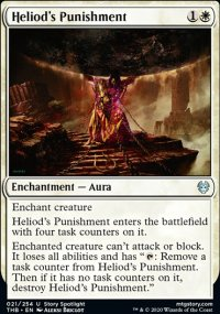 Heliod's Punishment - Theros Beyond Death