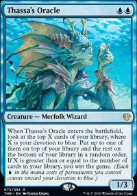 Thassa's Oracle 1 - Theros Beyond Death