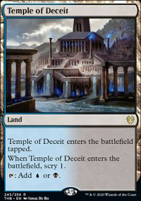 Temple of Deceit 1 - Theros Beyond Death