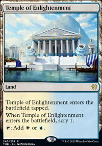 Temple of Enlightenment 1 - Theros Beyond Death