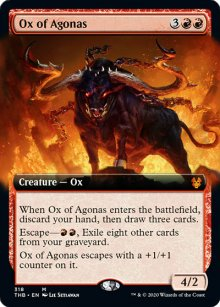 Ox of Agonas 2 - Theros Beyond Death