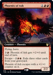 Phoenix of Ash 2 - Theros Beyond Death