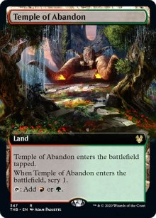 Temple of Abandon 2 - Theros Beyond Death