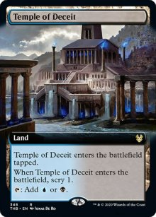 Temple of Deceit 2 - Theros Beyond Death