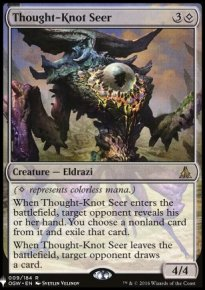 Thought-Knot Seer - The List