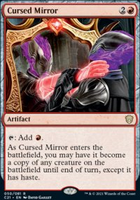 Cursed Mirror 1 - Commander 2021