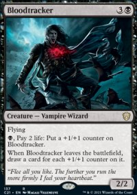 Bloodtracker - Commander 2021