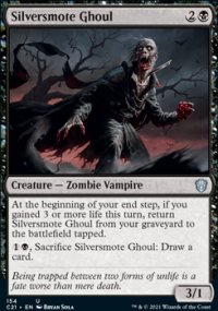 Silversmote Ghoul - Commander 2021