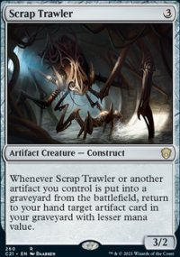 Scrap Trawler - Commander 2021