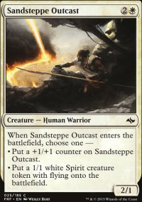 Sandsteppe Outcast - Fate Reforged