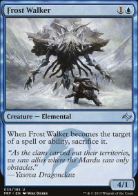 Frost Walker - Fate Reforged
