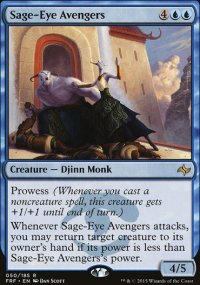 Sage-Eye Avengers - Fate Reforged
