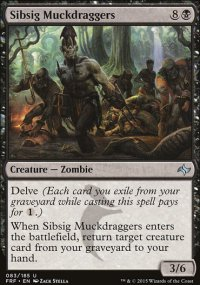Sibsig Muckdraggers - Fate Reforged