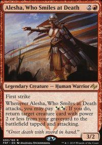 Alesha, Who Smiles at Death - Fate Reforged