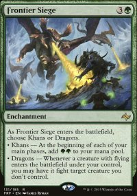 Frontier Siege - Fate Reforged