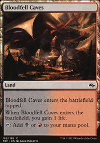 Bloodfell Caves - Fate Reforged