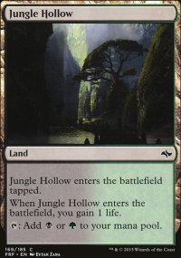 Jungle Hollow - Fate Reforged