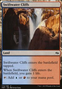 Swiftwater Cliffs - Fate Reforged