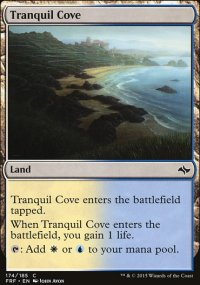Tranquil Cove - Fate Reforged