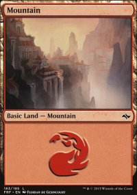 Mountain 2 - Fate Reforged