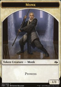 Monk - Fate Reforged