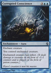 Corrupted Conscience - Mirrodin Besieged