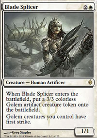 Blade Splicer - New Phyrexia