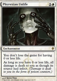 Phyrexian Unlife - New Phyrexia