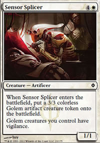 Sensor Splicer - New Phyrexia