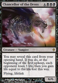 Chancellor of the Dross - New Phyrexia