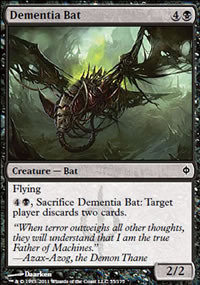Dementia Bat - New Phyrexia