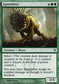 Spinebiter - New Phyrexia