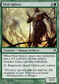 Vital Splicer - New Phyrexia