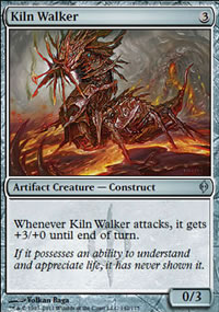 Kiln Walker - New Phyrexia