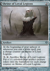 Shrine of Loyal Legions - New Phyrexia