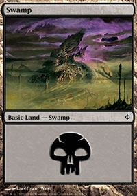 Swamp 1 - New Phyrexia