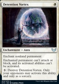 Detention Vortex - Strixhaven School of Mages