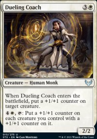 Dueling Coach - Strixhaven School of Mages