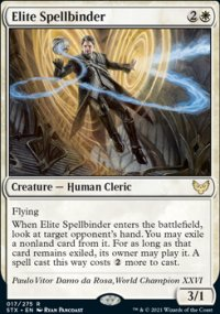Elite Spellbinder 1 - Strixhaven School of Mages